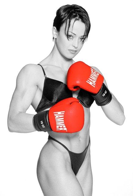 Alena Balazova Muscles