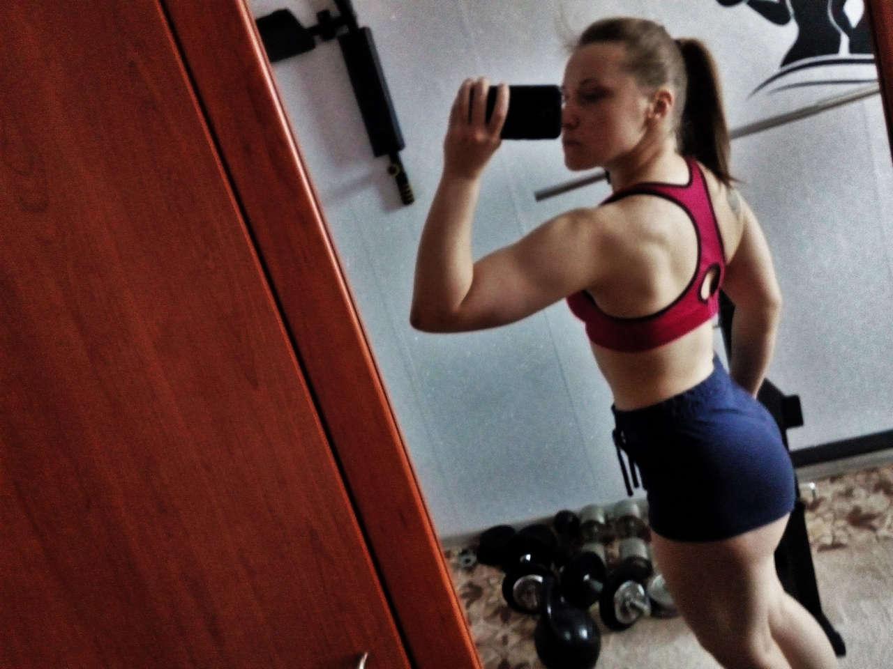 Alevtina Kormichina Muscles