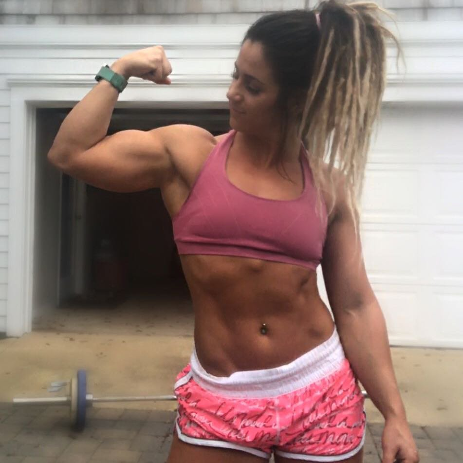 Alexis Han Muscles