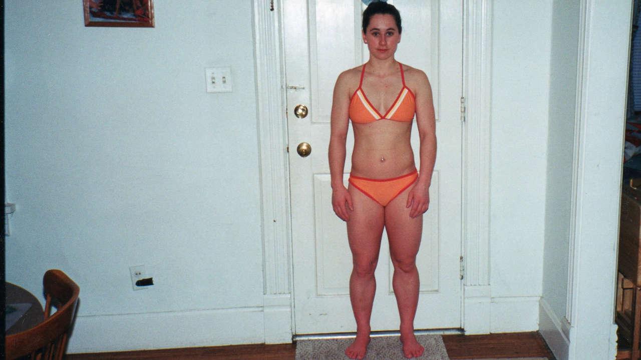 Alisha Morrow Muscles