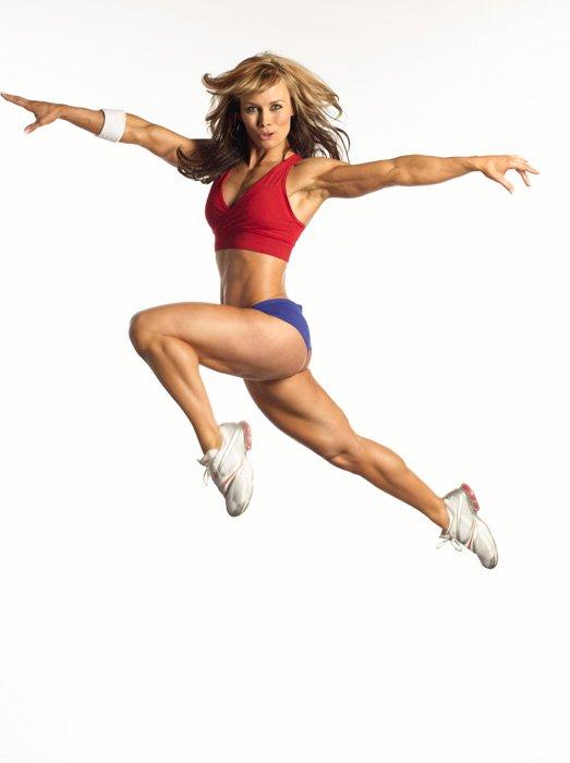 Allison Ethier Muscles