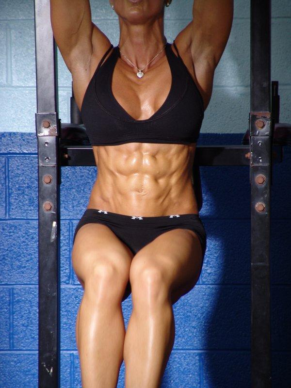 Ana Usategui Muscles