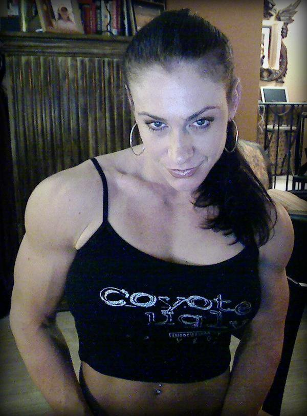 Andrea Giacomi Muscles