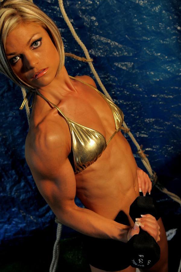 Angela Scheer Muscles