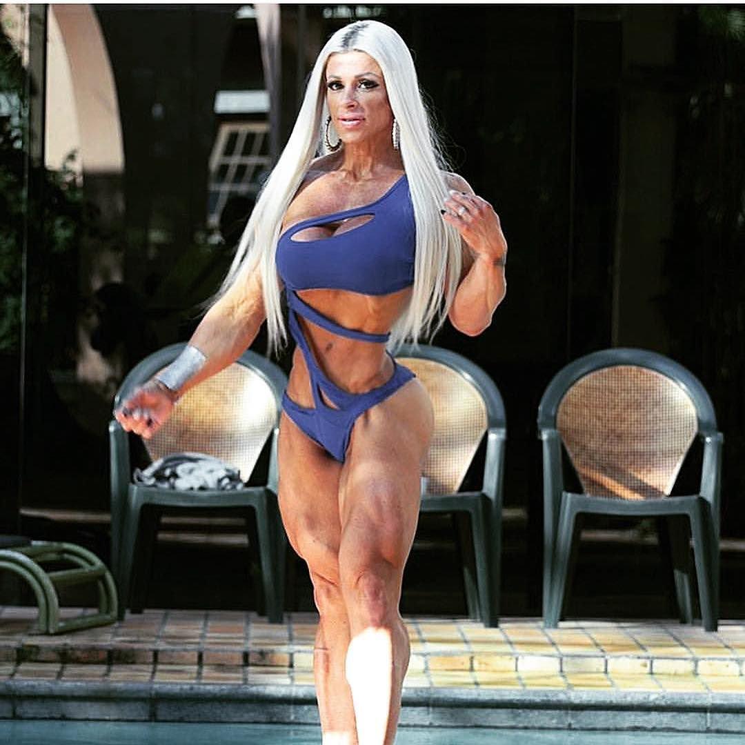 Anne Freitas Muscles