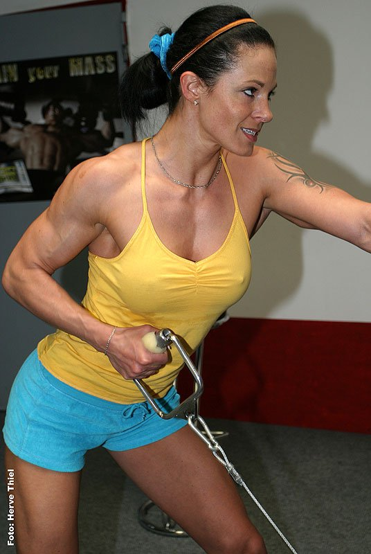 Anne Schilling Muscles