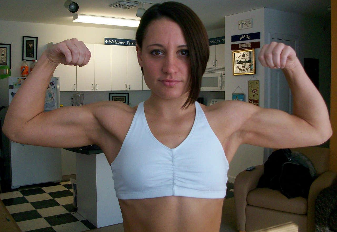 Ashli Densmore Muscles