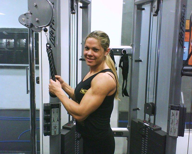 Auxiliadora Barbosa Rodrigues Muscles