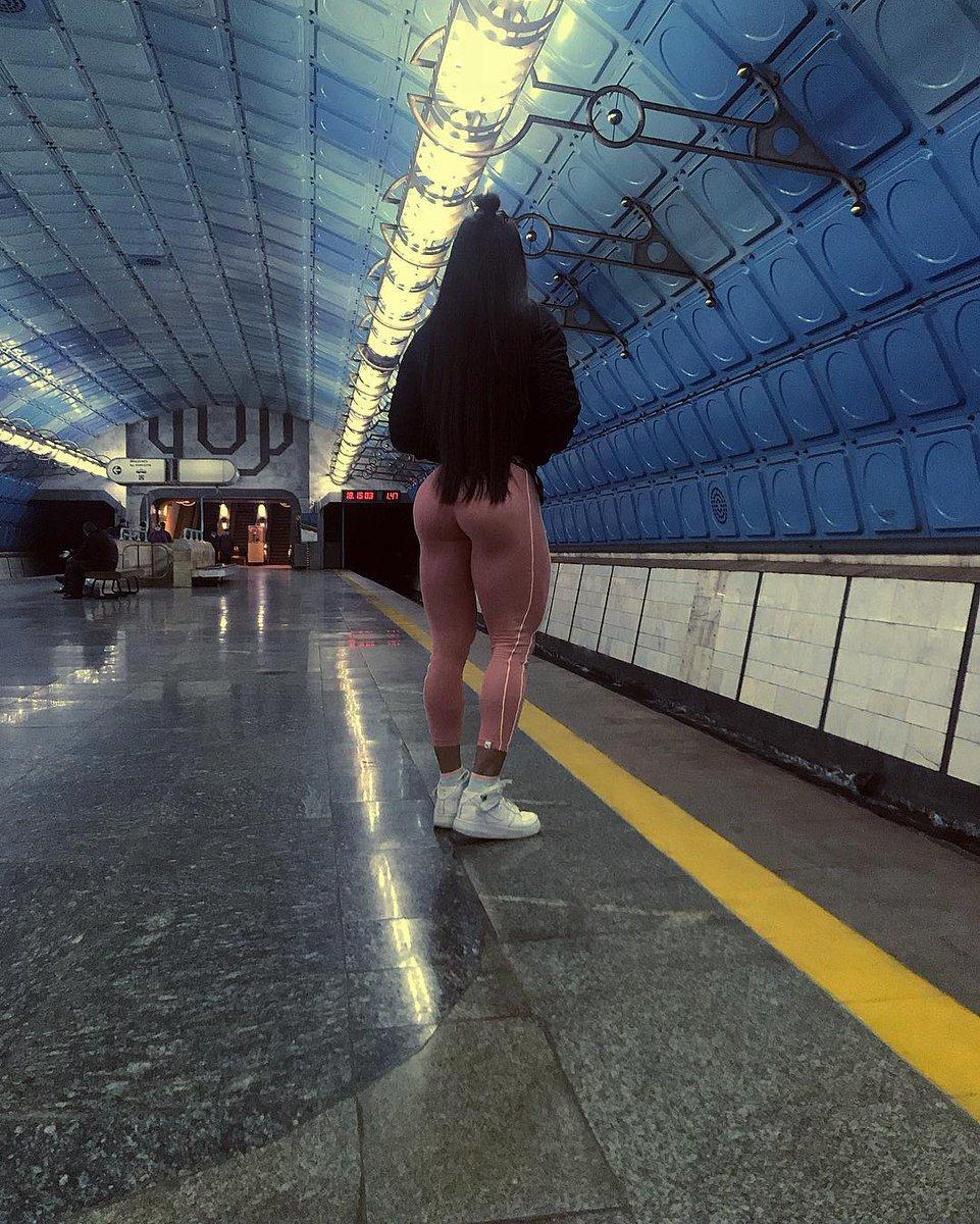 Bakhar Nabieva Muscles