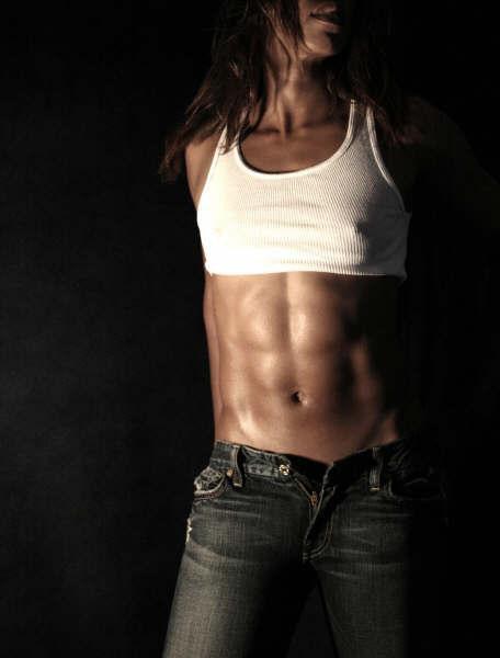Brianna Glenn Muscles
