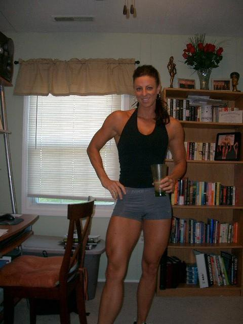 Carissa Fleming Myers Muscles