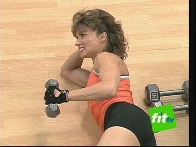 Cathe Friedrich Muscles