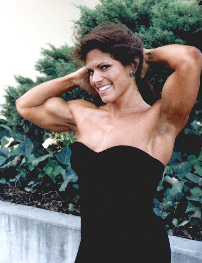 Claudia Wagner Muscles