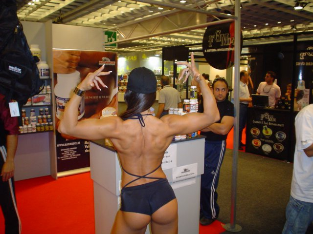 Daniela D Emilia Muscles