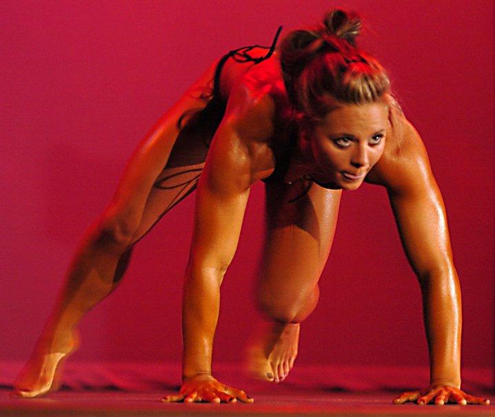 Danielle Reardon Muscles
