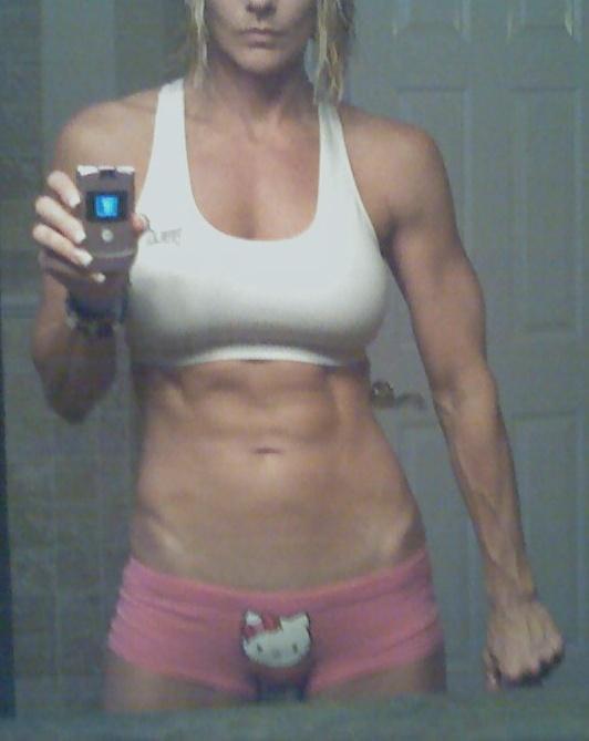 Deborah Straley Muscles