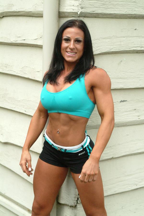 Dora Trikoupis Muscles