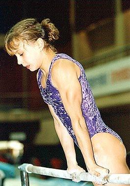 Elena Zamolodchikova Muscles