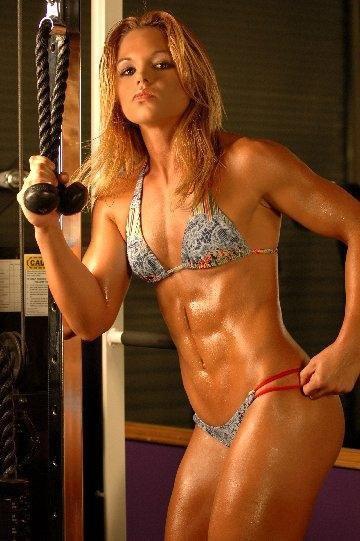 Elizabeth Swinson Muscles