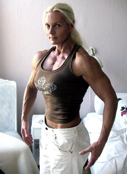Eva Birath Muscles