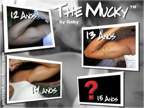 Gaby Xavier Muscles