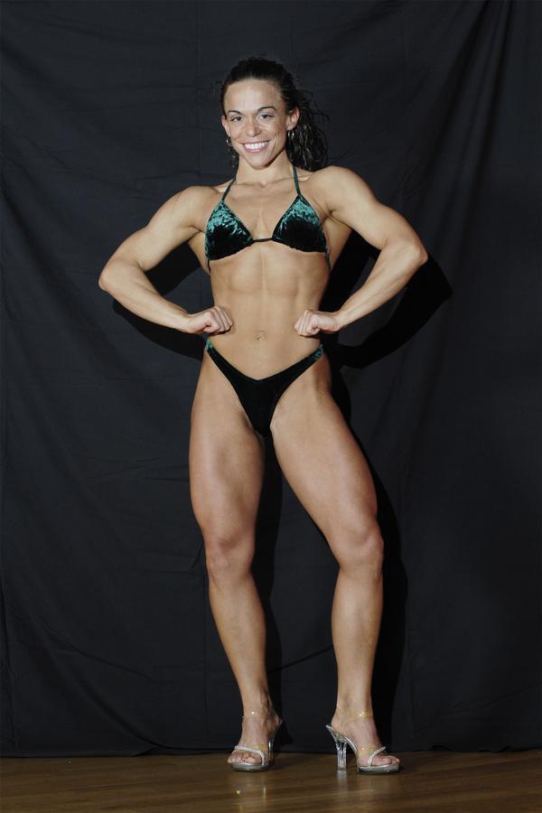 Genevieve Moreno Muscles