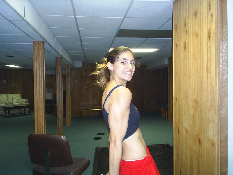 Gina Bonfiglio Muscles