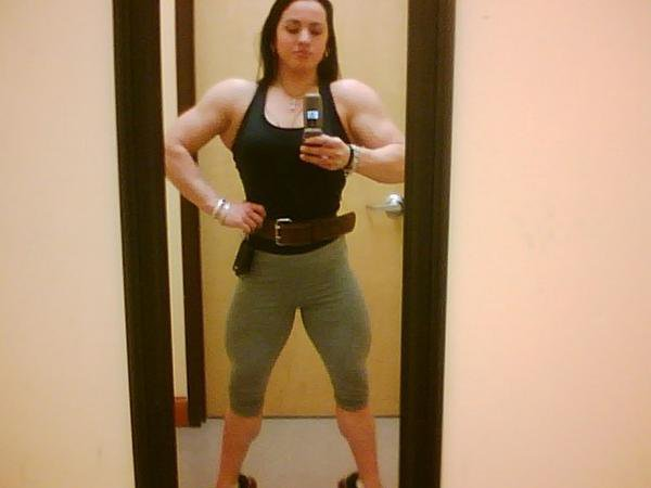 Hayley Mcneff Muscles