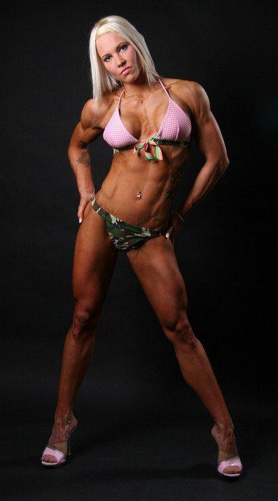Heidi Vuorela Muscles