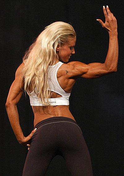 Helene Ahlson Muscles
