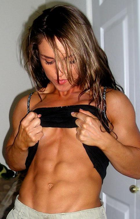 Irina Kiseleva Kononenko Muscles