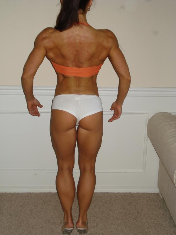 Jami Debernard Muscles