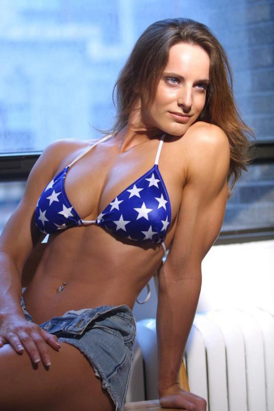 Jamie Reed Kovac Muscles