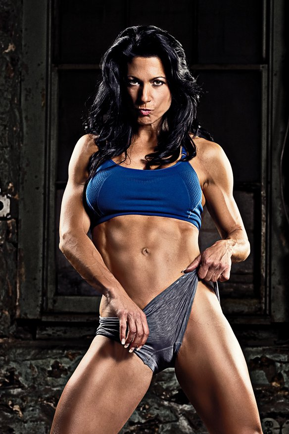 Janet West Muscles