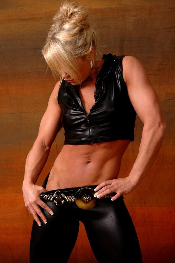 Jennifer Holloway Muscles