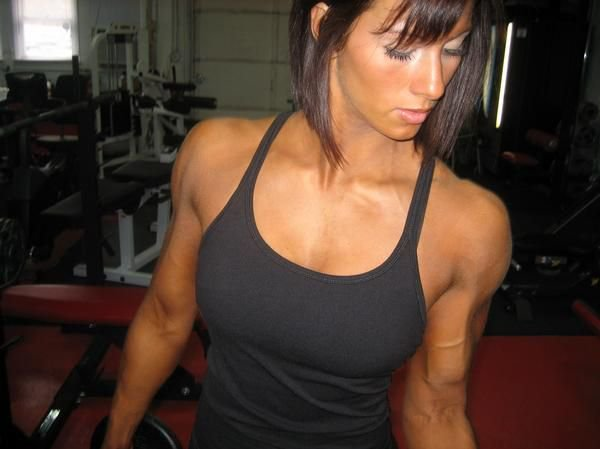 Jennifer Widerstrom Muscles
