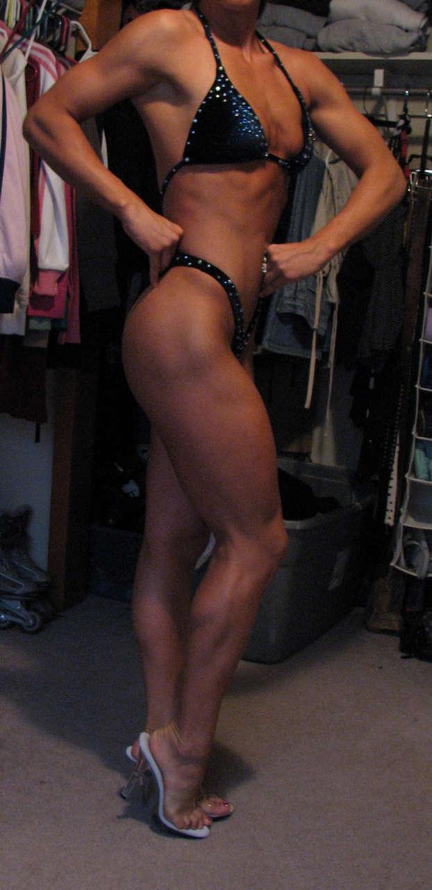 Jessica Ziegler Muscles