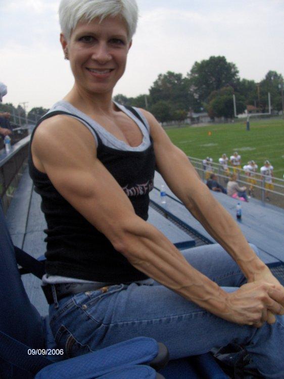 Joan Wolfe Muscles