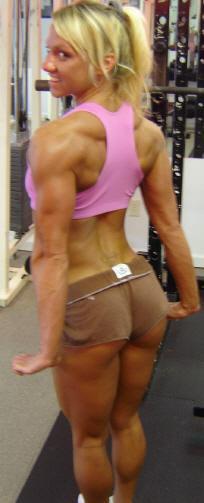 Julie Davis Muscles