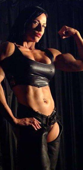 Kat Meyers Muscles