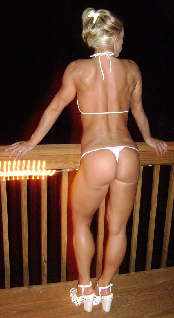 Kathy Dunham Aderhold Muscles