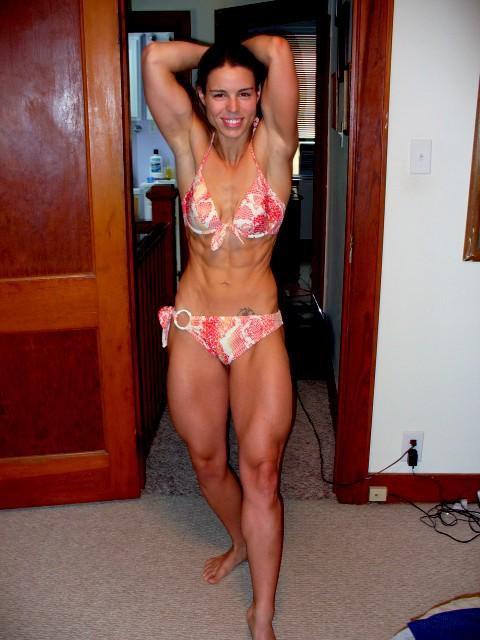Kelly Bigliazzi Muscles