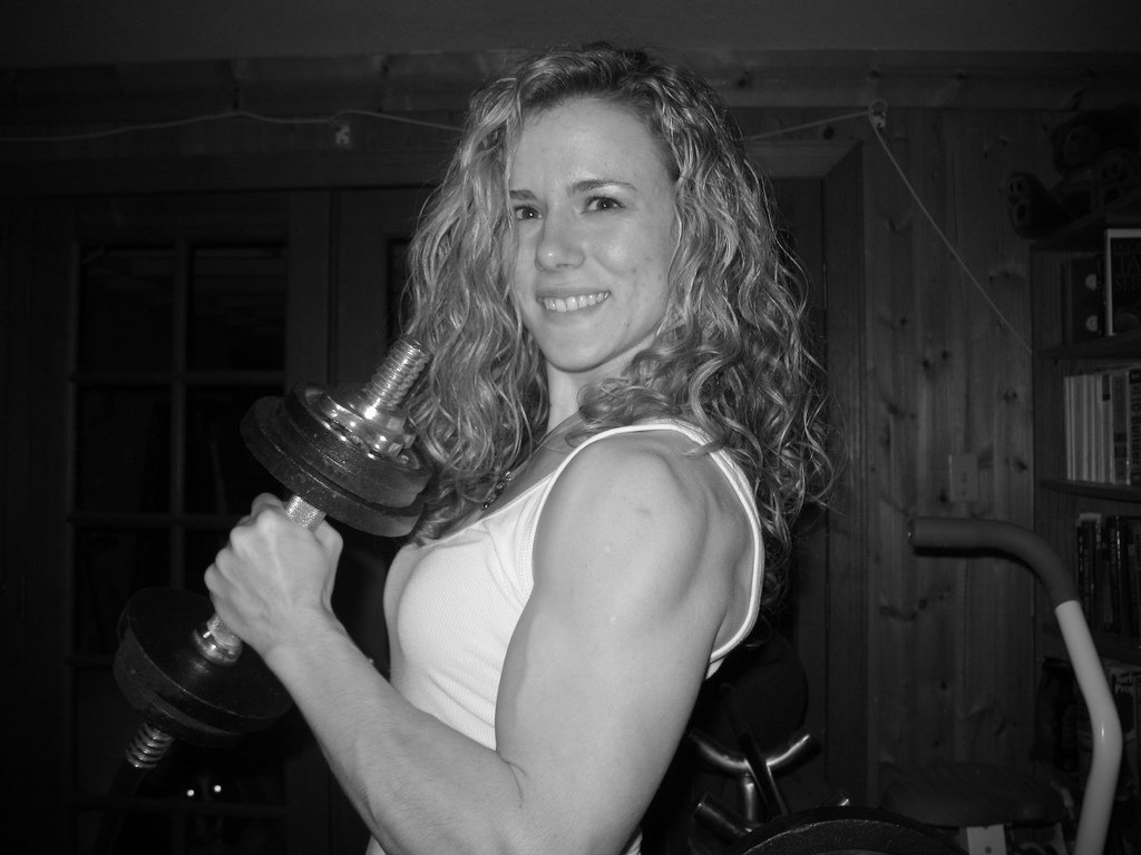 Kristie Mcwuire Muscles