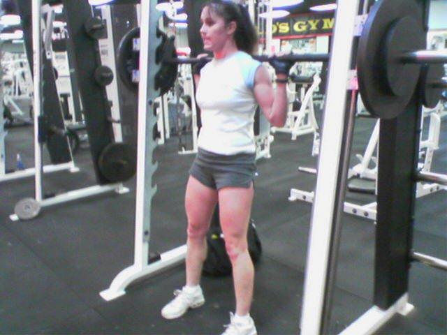 Kristifigure Muscles