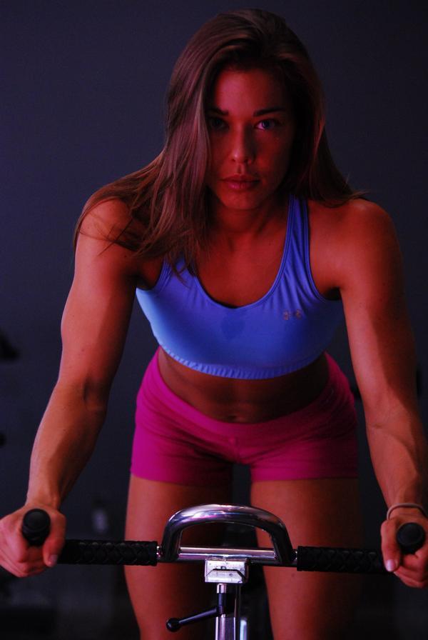 Kristin Nunn Muscles