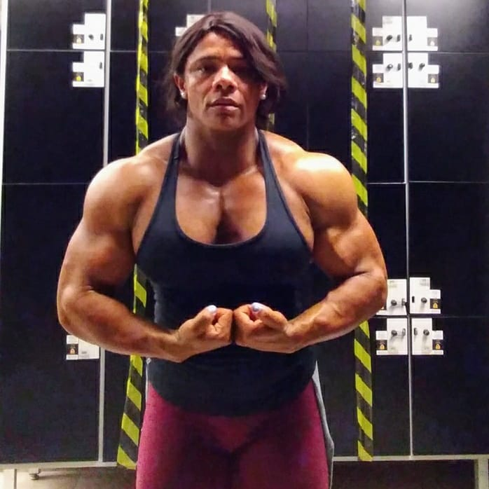 Laine Costa Muscle