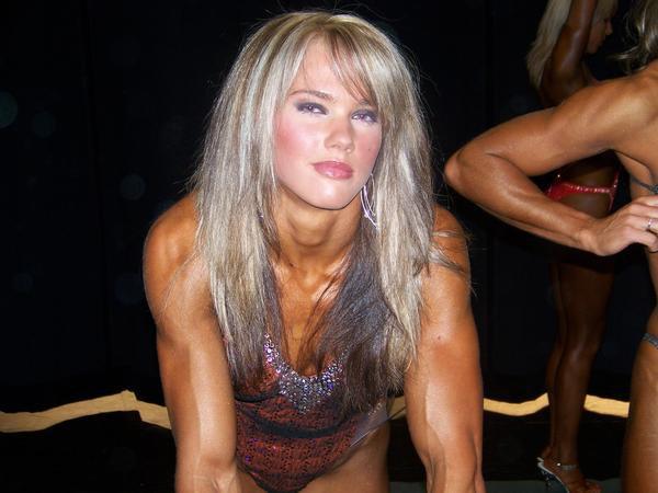 Lauren Lillo Muscles
