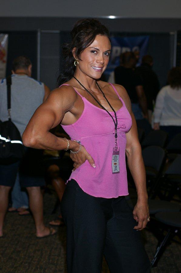 Lilli Ewing Muscles