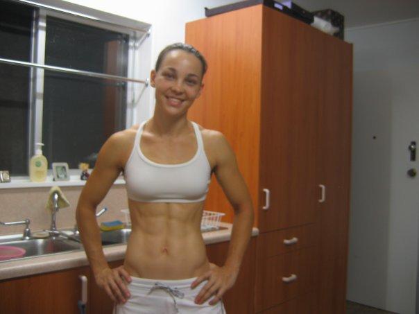 Lisa Good Muscles