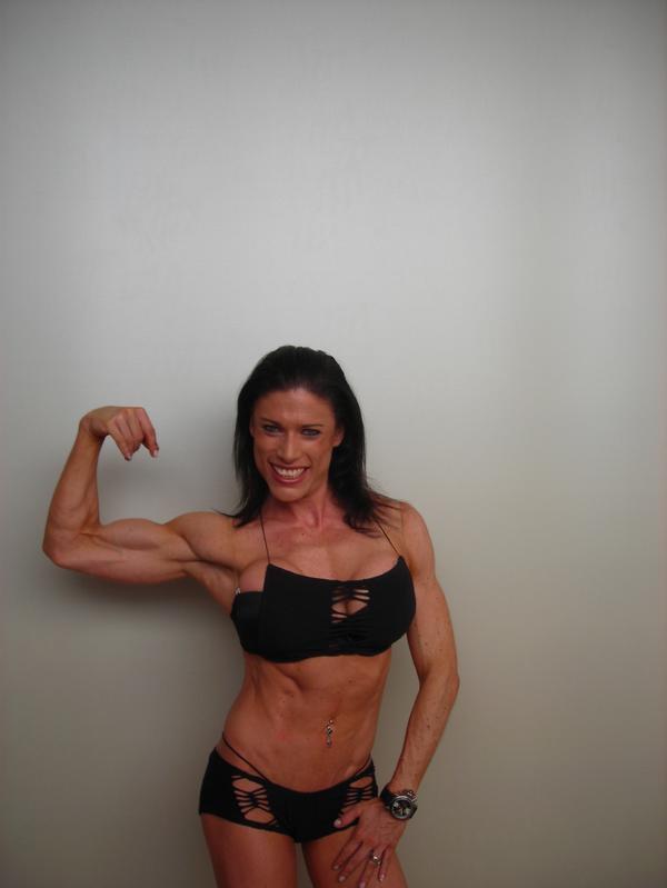 Lisa Krog Muscles
